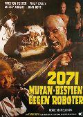 2071 - Mutan-Bestien gegen Roboter