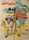 A & C als Mumienräuber / Abbott und Costello