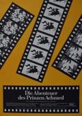 Abenteuer des Prinzen Achmed, Die (1926, Lotte Reiniger)