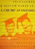 Dick und Doof in der Schule / Chump at Oxford