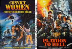 Convict Women / Platoon to Hell