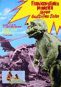 Frankensteins Monster jagen Godzillas Sohn