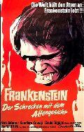 Frankenstein - der Schrecken mit dem Affengesicht