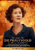 Frau in Gold