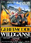 Geheimcode Wildgänse / Codename Wildgeese