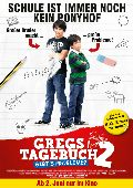 Gregs Tagebuch 2: Gibts Probleme?