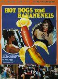 Hot Dogs und Bananeneis