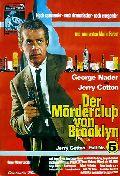 Jerry Cotton 5: Mörderclub von Brooklyn