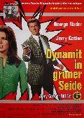 Jerry Cotton 6: Dynamit in grüner Seide