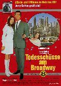 Jerry Cotton 8: Todesschüsse am Broadway