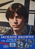 Jackson Browne (Konzertplakat)