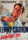 Lemmy Caution schlägt zu