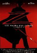 Maske des Zorro, Die