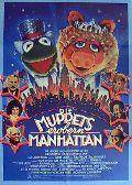 Muppets erobern Manhattan, Die