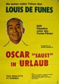 Oscar saust in Urlaub
