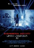 Paranormal Activity Ghost Dimension