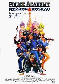 Police Academy - Mission Moskau