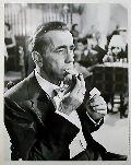Portrait Humphrey Bogart  - Die barfüssige Gräfin