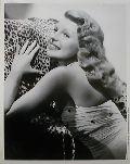 Portrait Rita Hayworth - Es tanzt die Göttin