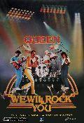 Queen - We will rock you