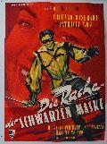 Rache der schwarzen Maske / Cartouche 1955