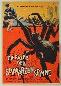 Rache der schwarzen Spinne