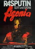 Agonia - Rasputin, Gott und Satan