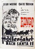 Ringo / Stagecoach / Höllenfahrt nach Santa Fe