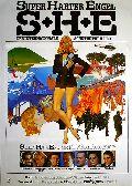 SHE - Superharter Engel / S.H.E.