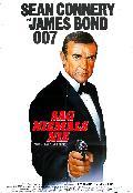 James Bond - Sag niemals nie / Never say never again