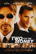 Schnelle Geld, Das / Two for the Money