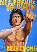 Superfaust der Shaolin