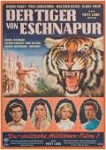 Tiger von Eschnapur, Der