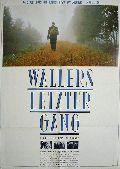 Wallers letzter Gang
