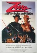 Zorro mit der heissen Klinge
