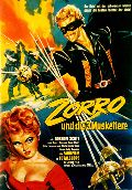Zorro und die 3 Musketiere
